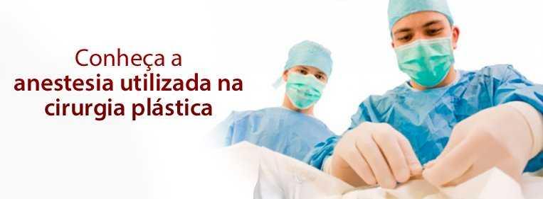 Anestesia Peridural Cirurgia Plastica