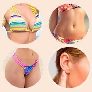 6 Cirurgias Plásticas mais procuradas no verão