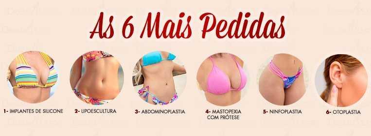 partes corpo feminino