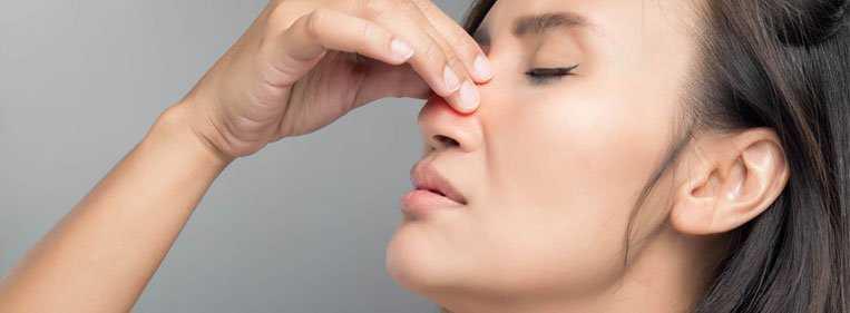 Hipertrofia dos cornetos nasais causam dor de cabeça