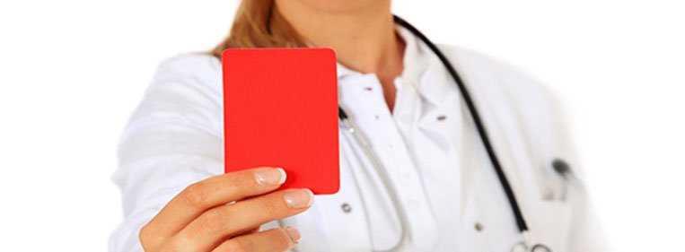 proibido médicos não especialistas