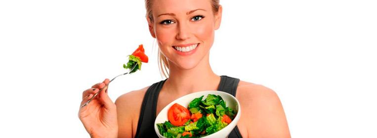 drenagem linfatica boa alimentação