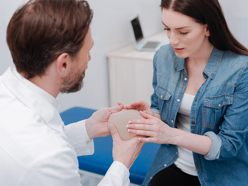 avaliacao medica mamoplastia aumento
