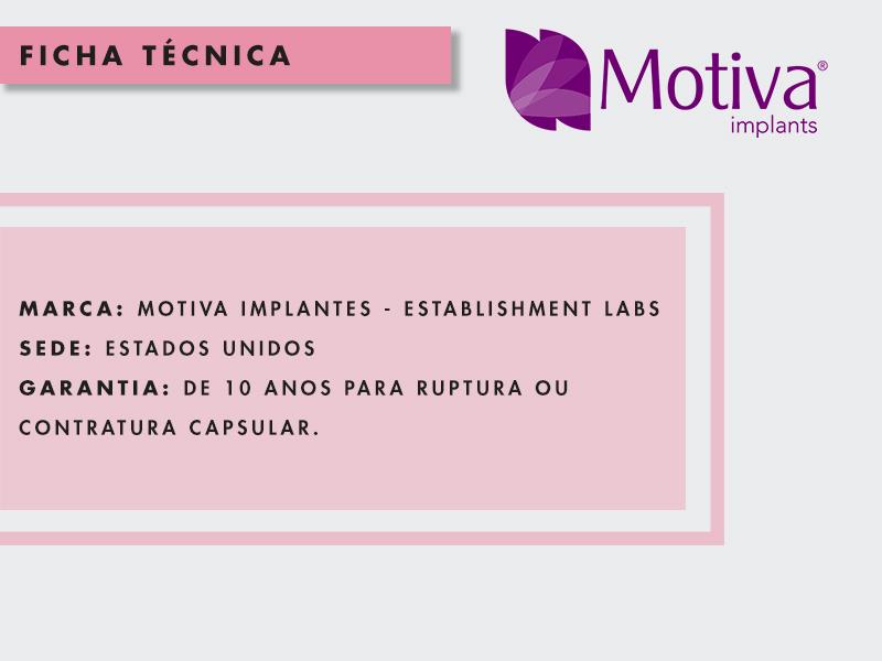 protese silicone marca motiva implantes