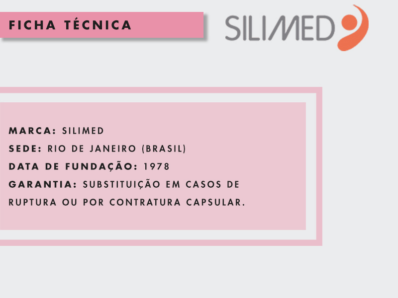 protese silicone Silimed