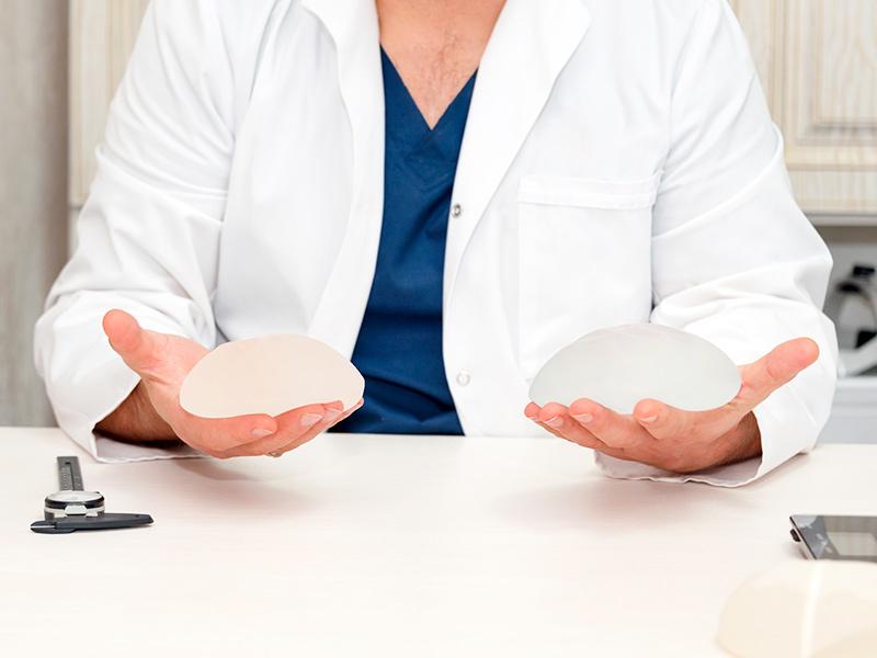 protese silicone dobrada