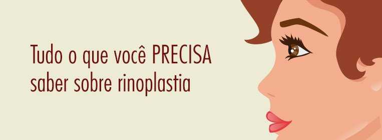 o que é rinoplastia