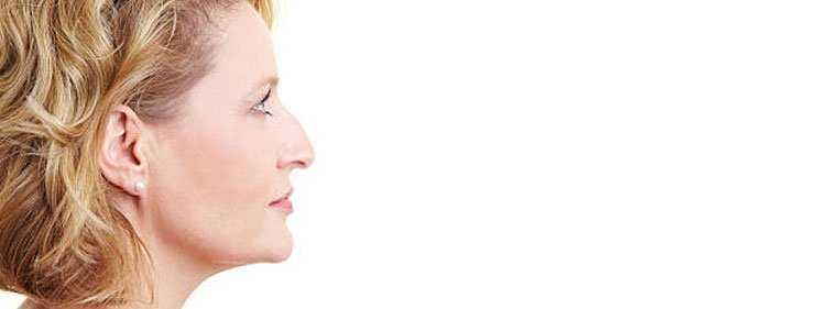 cirurgia diminuir nariz
