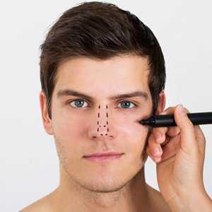 Rinoplastia Masculina: uma das cirurgias mais procuradas pelos homens! Descubra as vantagens desse procedimento