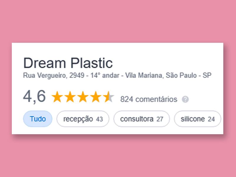 dream plastic rinosseptoplastia