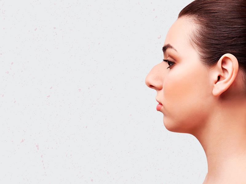 mulheres nariz grande
