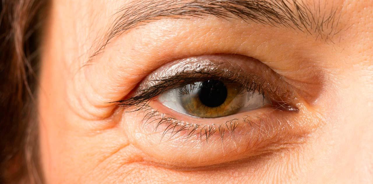 bolsa olhos