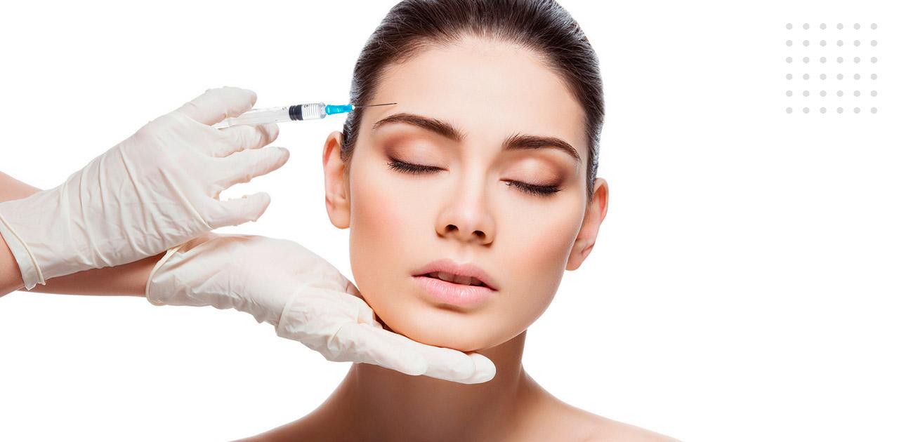 Como aplicar Botox no rosto