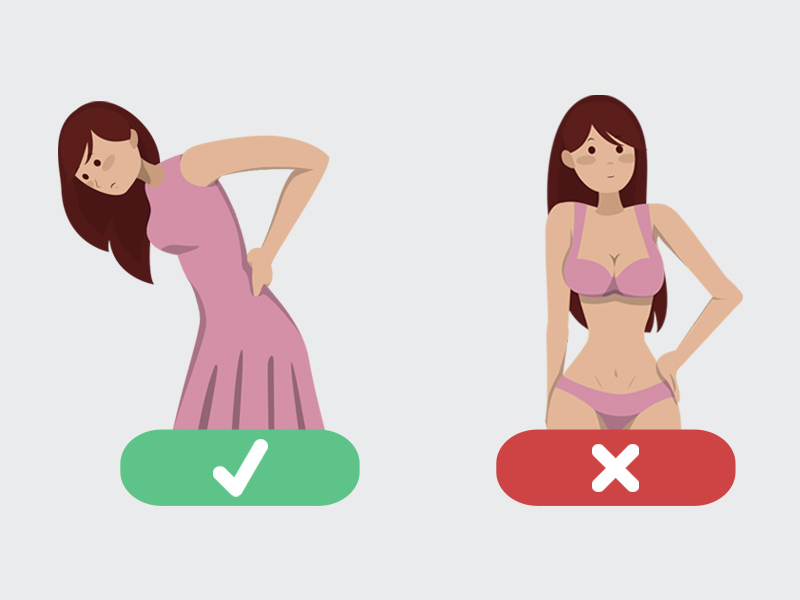 cirurgia abdomen antes e depois