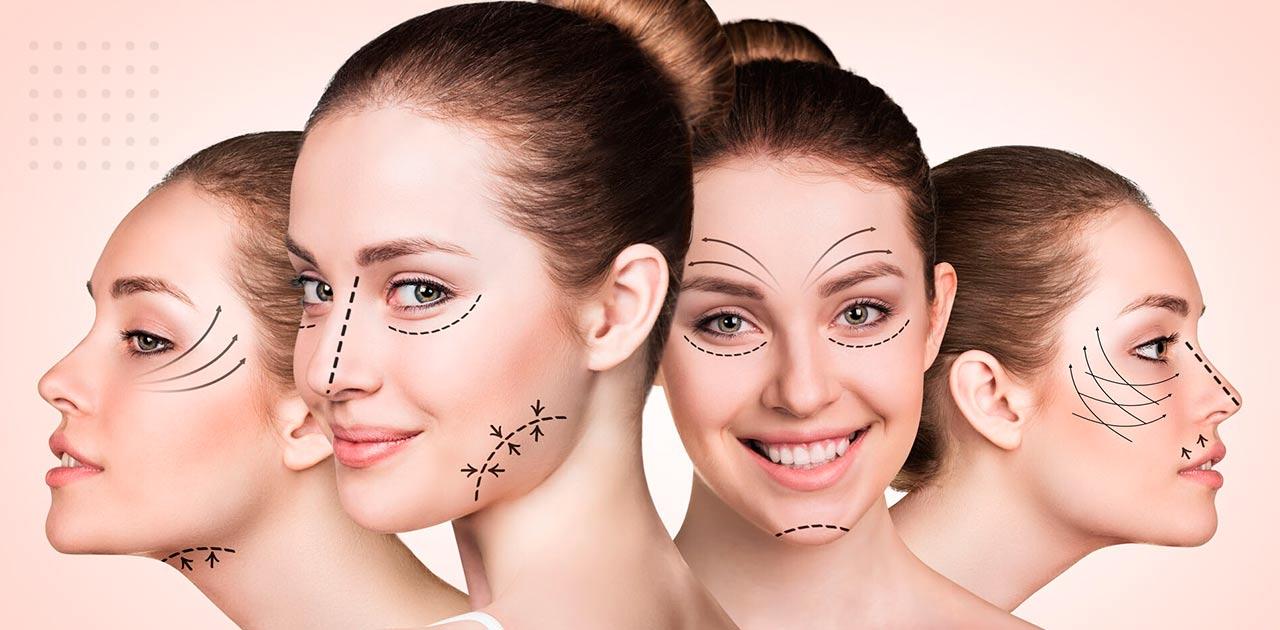 cirurgia rosto