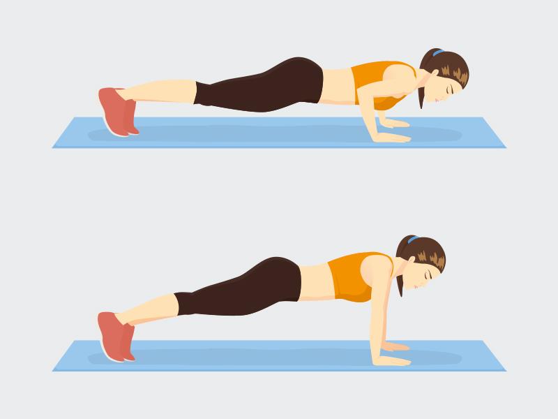 fazer mama crescer exercicios
