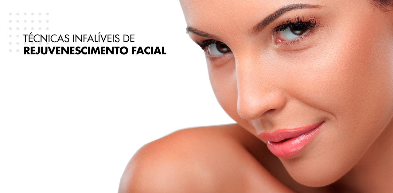 mulher rejuvenescimento facial