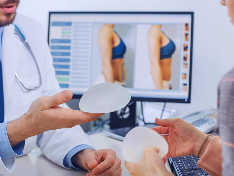 tipos proteses silicone