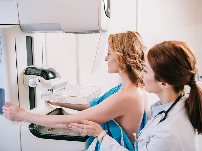 mamografia prótese submuscular