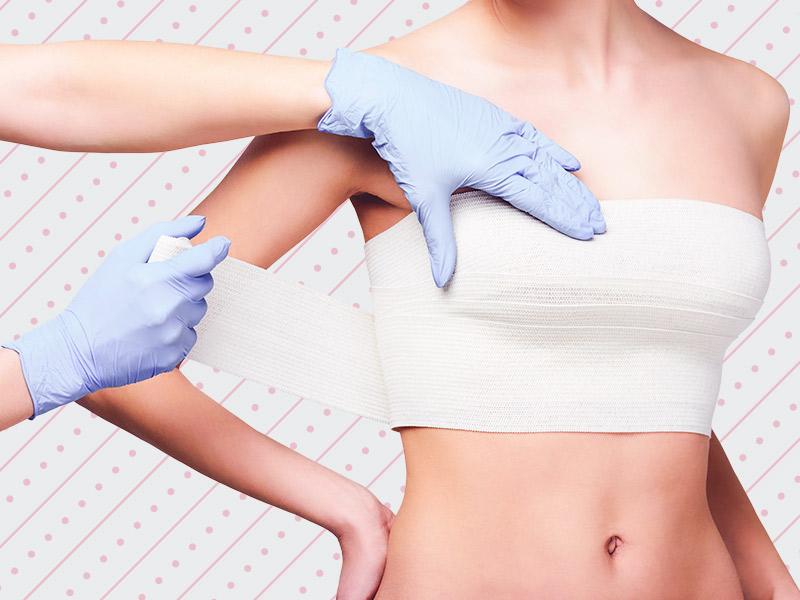 ruptura de protese de mama