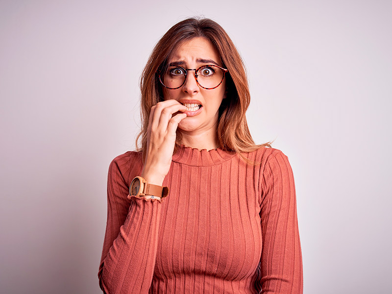 mulher medo drenagem pos abdominoplastia