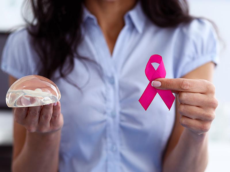 cancer mama protese silicone
