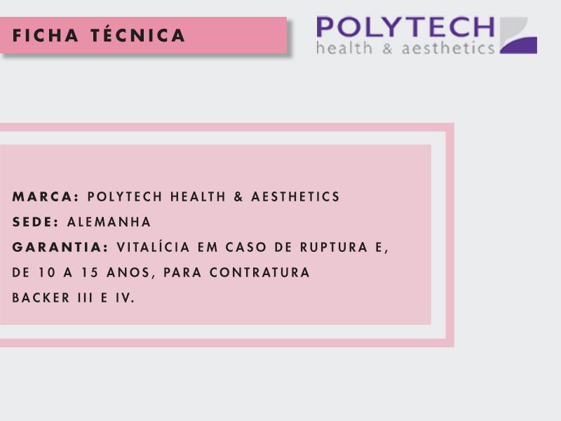 protese silicone polytech