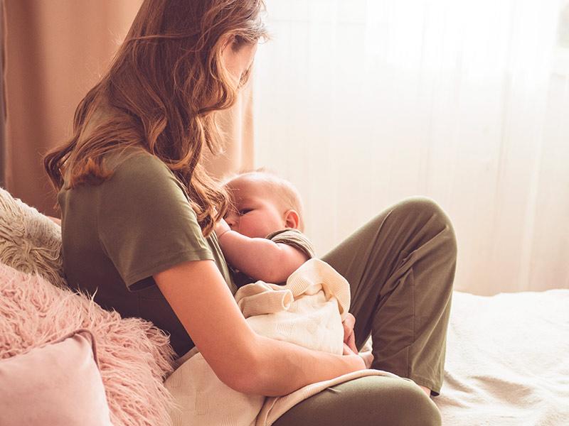 amamentação depois mamoplastia