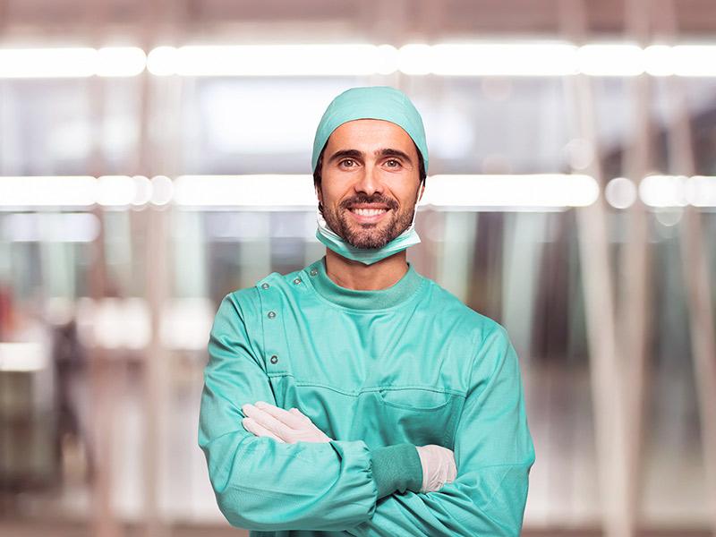 medico Anestesia Mamoplastia