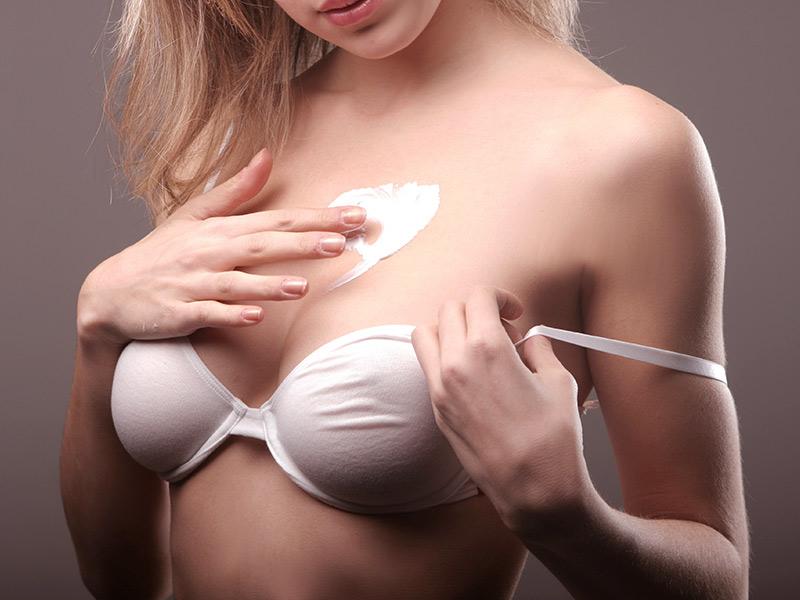 pomada cicatriz cirurgia mama
